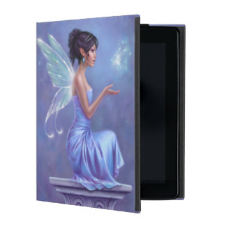 Opalite Fairy with Butterfly iPad 2/3/4 Case