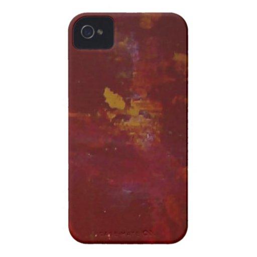 Ópalo de fuego iPhone 4 Case-Mate carcasa
