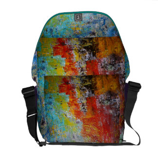 Opals Messenger Bag