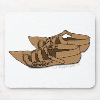 Opanke Balkan Folk Dancing  Shoes Mouse Pad