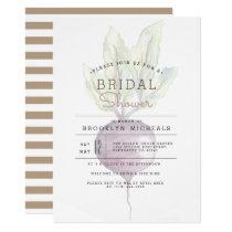 Opaque Beets | Veggie | Watercolor Bridal Shower Invitation