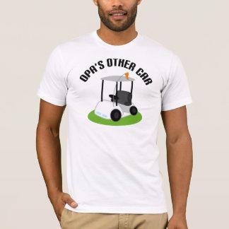 Opas Other Car (Golf Cart) T-Shirt