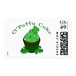 O'Patty Cake Stamp