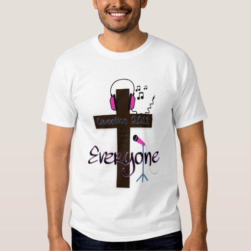 Opción 2011 de la camisa de la creación #2