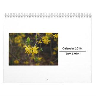 Opción 2 del calendario