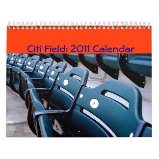 Opción 2 del calendario del campo de Citi