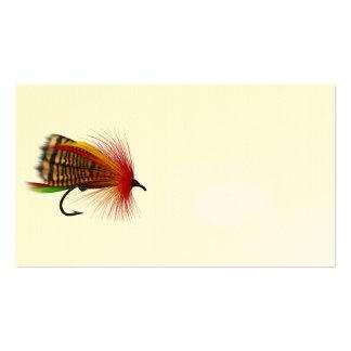 Opción de Flyfishers Tarjetas De Visita