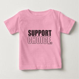 Opción de la ayuda t shirts