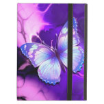 Opción de la caja del aire del iPad de la mariposa