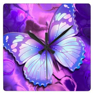 Opción del reloj de la mariposa B1