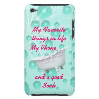 Opciones de IPod cases-10 del teléfono de la bañer iPod Touch Carcasas