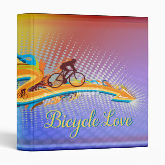 Opciones de la carpeta del amor 1 de la bicicleta