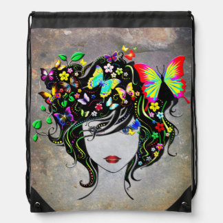 Opciones de la mochila del lazo del chica 1A de la