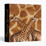 Opciones de las carpetas de las jirafas 1