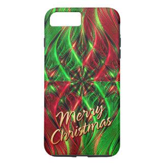 Opciones de las Felices Navidad del arte 39 del Funda iPhone 7 Plus