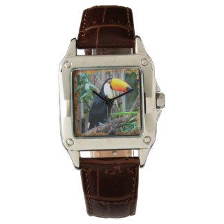 Opciones del reloj de Toucan 5B