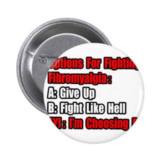 Opciones que luchan del Fibromyalgia Pins