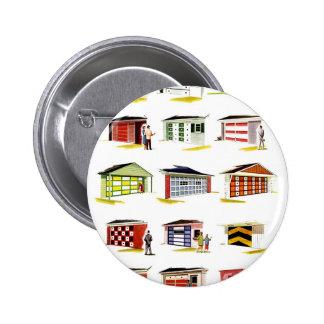 Opciones retras de la puerta del garaje de Sunurbs Pin Redondo De 2 Pulgadas