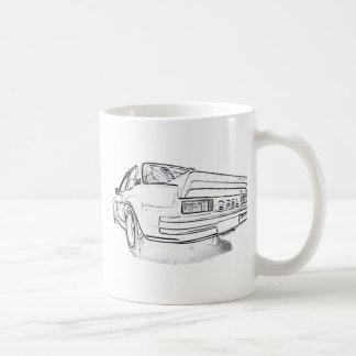 Opel Ascona i400 Coffee Mug
