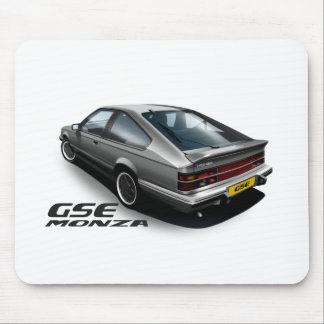 Opel Monza GSE Mouse Pad