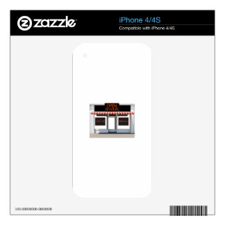 open 24 decals for the iPhone 4S