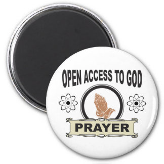 open access to god magnet