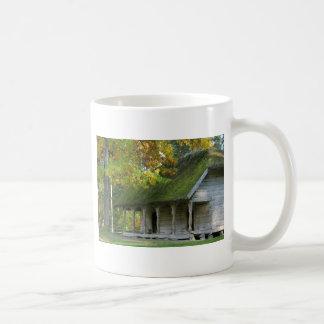 Open-air museum coffee mug