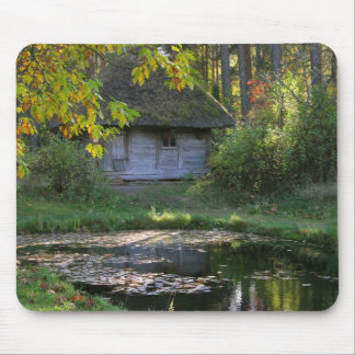 Open-air museum mouse pad