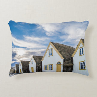 Open air museum of Glaumbaer Accent Pillow