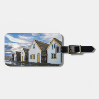 Open air museum of Glaumbaer Luggage Tag