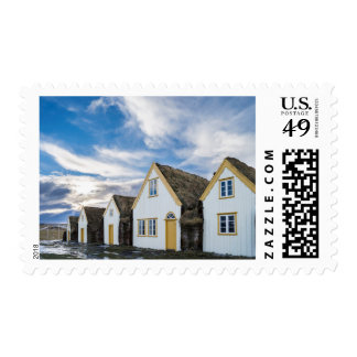 Open air museum of Glaumbaer Postage Stamp