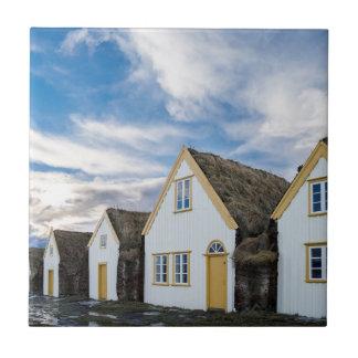 Open air museum of Glaumbaer Tile