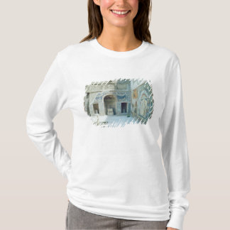 Open air triclinium of the House of Neptune T-Shirt