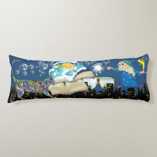 Open An Adventure - SRF Body Pillow