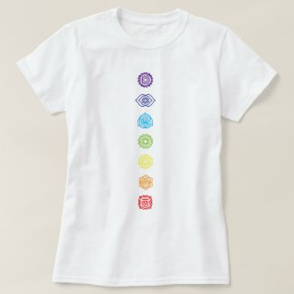 Open and Control Your Chakra T-Shirt