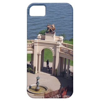 Open arms for peace and calm orangerie schwerin iPhone 5 cover