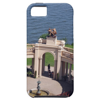 Open arms for peace and calm orangerie schwerin iPhone 5/5S cover
