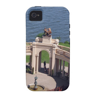 Open arms for peace and calm orangerie schwerin Case-Mate iPhone 4 covers
