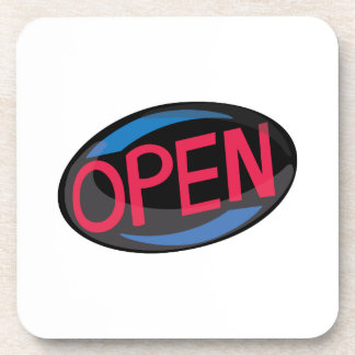 Open_Base Drink Coasters