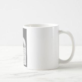 Open beautiful doors coffee mug