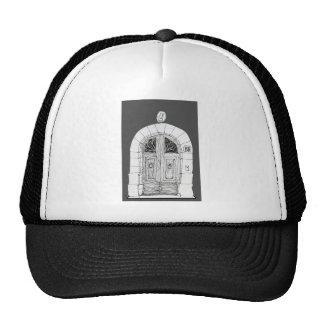 Open beautiful doors trucker hat
