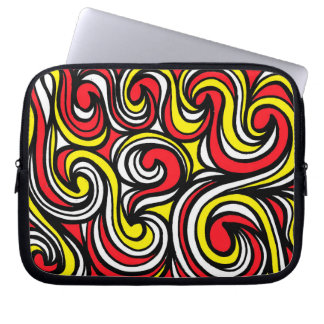 Open Believe Efficient Beneficial Laptop Sleeve