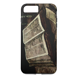Open Bible Book with Candles - van Gogh iPhone 8 Plus/7 Plus Case
