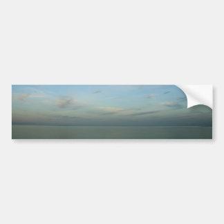 Open Blue Water Bumper Sticker