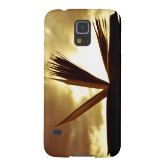 Open Book and Sunset Photograph Galaxy S5 Case