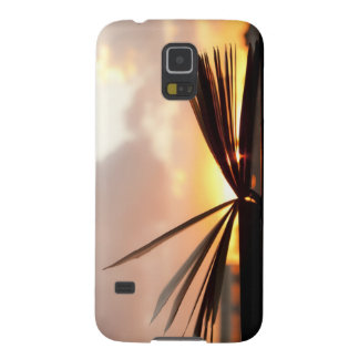 Open Book and Sunset Photograph Galaxy S5 Cover