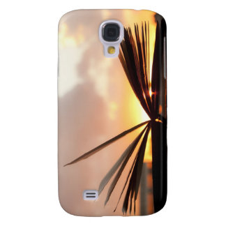 Open Book and Sunset Photograph Samsung S4 Case