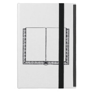 Open Book (Blank Pages) Cover For iPad Mini