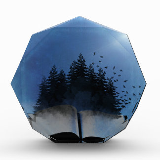 Open Book Forest Award