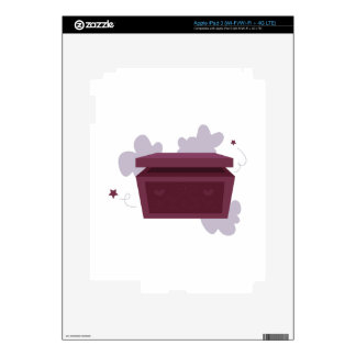 Open Box Decal For iPad 3